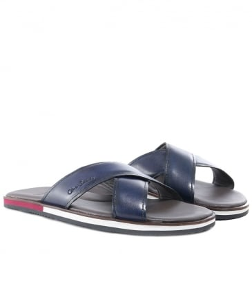 Whitestone Calf Leather Sandals