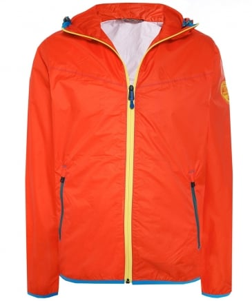 Slim Fit Waterproof Arras Jacket