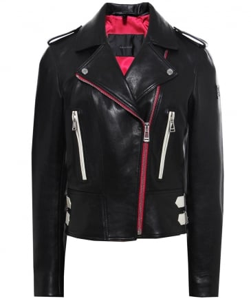 Leather Racing Marving-T Jacket