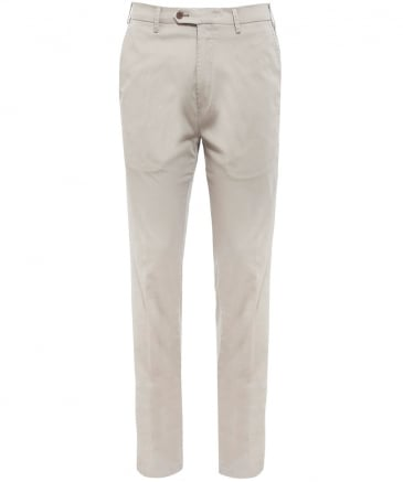 Cotton Stretch Lupus Trousers