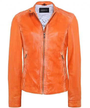 Paradis Leather Jacket