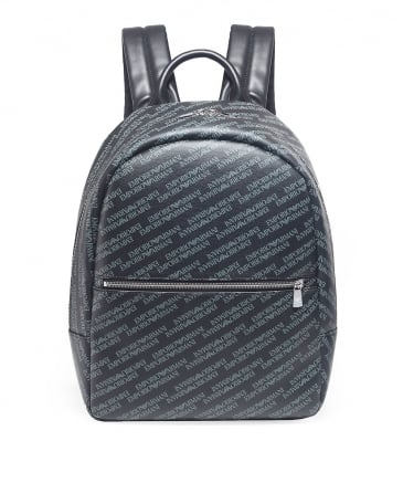 Tumbled Logo Backpack