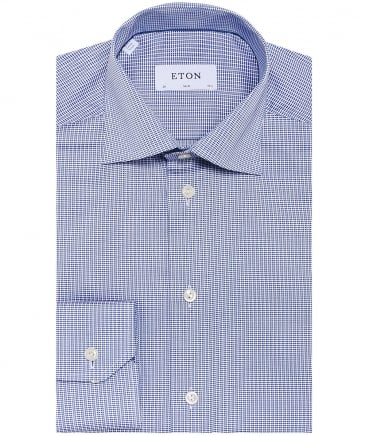 Slim Fit Woven Patterned Shirt