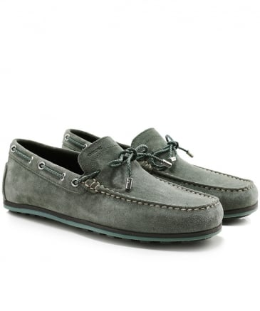 Suede Mirvin Boat Shoes